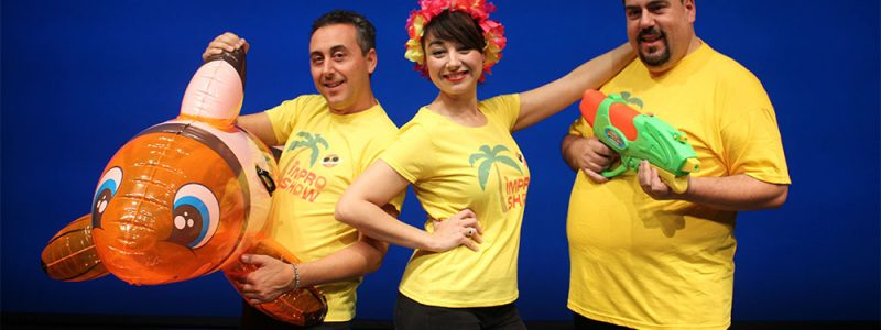 Impro Show Summer Edition Barcelona